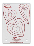 Timeless Touches Fibre Friend - Hearts