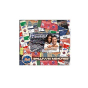 MLB New York Mets 8x8 Scrapbook Photo Album