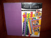 Scrapbooking Page Accents