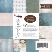 GCD Studios Natural Beauty by Donna Salazar Paper Pad, 49 Sheets