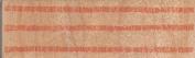 Stitch 'n Stripe Wood Mounted Rubber Stamp