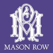 Mason Row SU-37449 Ink Pad, Purple Rain