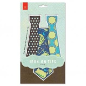 BasicGrey Iron on Ties Play Scrapbook, Small