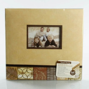 """Complete Scrapbook Kit By Paper Boutique """"Bon Voyage"""" - English and French"""