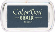 ColorBox Chalk Mini Ink Pad, Blackbird