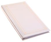 Pioneer Slim Line Post Style Pocket Album, White