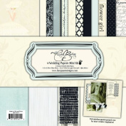 Fancy Pants Designs 1611 Wedding Papers Mini Kit