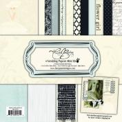 Fancy Pants Designs 1611 Wedding Papers Mini Kit
