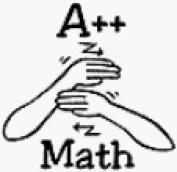 A++Math Rubber Stamp