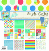 Summer Paradise Simple Sets Collection Kit - Simple Stories