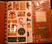 Merry Memories Scrapbook