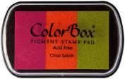 ColorBox Classic Pigment Multi-Colour Inkpads, Citrus Splash