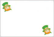 Ace Label 7115AL Leprechaun Adhesive Name Badge, Multicolor, 20 Sheets Per Pack