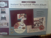 "Memories - Instant Scrapbook ""Click and Create"" Software and Album Kit"