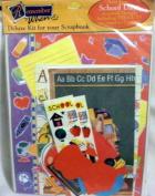 Remember When Scrapbooking Kit ~ School Days