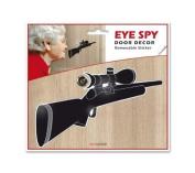 (Camera) Eye Spy - Peep Hole Door Stickers