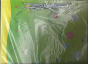 MISS ELIZABETH'S 30cm X 30cm SCRAPBOOK- MEMORIES / FLOWERS, BEES & BUTTERFLIES