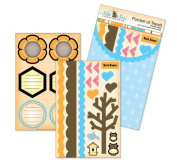 Nikki Sivils Bee's Pocket of Treats Stickers