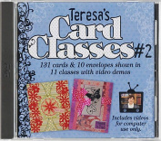 Hot Off The Press - Teresa's Card Classes DVD #2