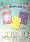 24 Sheets Of Journal Pages