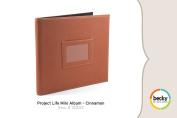 Project Life Mini Album - Cinnamon