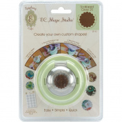 Epiphany Crafts Shape Studio Tool, Scallop Circle 25