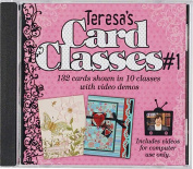 Hot Off The Press - Teresa's Card Classes DVD #1