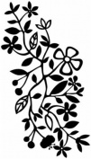 Advantus Corporation Heidi Swapp Theme Masks, Floral Bouquet Small