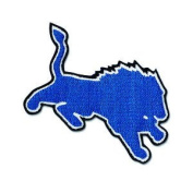 NFL Embroidered 3D Stickers DETROIT LIONS - DISCONTINUED ITEM For Scrapbooking, Card Making & Craft Projects