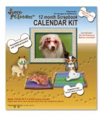 Sweet Petatoes 12 Month Scrapbook Calendar Kit