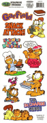 Garfield Cat & Odie Scrapbook Stickers