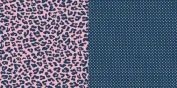GCD Studios - Pink Leopard Paper - 12 x 12 Paper - 12 Sheets