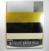 Paperbilities Metallic Paper Pack