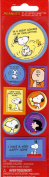 Peanuts Snoopy Layered Scrapbook Stickers