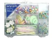 Westrim Paper Bliss Mixed Accent Assortment Kit - Pastel
