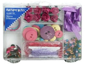 Westrim Paper Bliss Mixed Accent Assortment Metallic Brights
