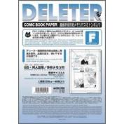 Deriita Manga paper B4 135kg Sumi Tonbo