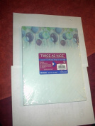 Twice As Nice 2-Sided Designer Paper PASTEL BALLOONS 100 SHEET COUNT 22cm X 28cm