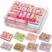San-x Rilakkuma Stamp Set