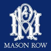 Mason Row SU-37407 Ink Pad, Blueberry