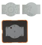 Fiskars 100840-1001 Marquis Design Set, Simple Pattern, Medium