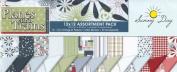 Planes & Trains Assortment Pack Page Kit