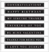 Stamp Set - Sentiments - Thoughtful