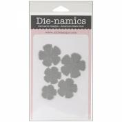 Die-Namics Die-Layered Rose, 2.5cm To 4.6cm