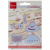 Marianne Design Creatable Dies - Creatables Die Cupcakes