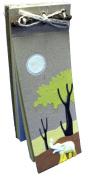 Mr. Ellie Pooh Elephant Dung Paper List Pad, Natural Kraft