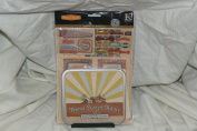 Accordion ScrapBook Kit