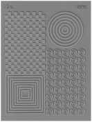 Lisa Pavelka 527063 Texture Stamp Op Art