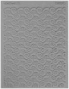 Lisa Pavelka 527101 Texture Stamp Swirley Q