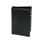 TAP Superior Mount 2 x 3 10 Page Photo Album - Black